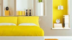 Quelle Couleur Associer Au Jaune Pale : d coration maison couleur jaune ~ Melissatoandfro.com Idées de Décoration