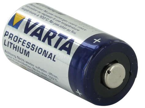 varta professional lithium varta professional 6205 cr123a 1430mah 3v lithium limno2 photo batteries bulk