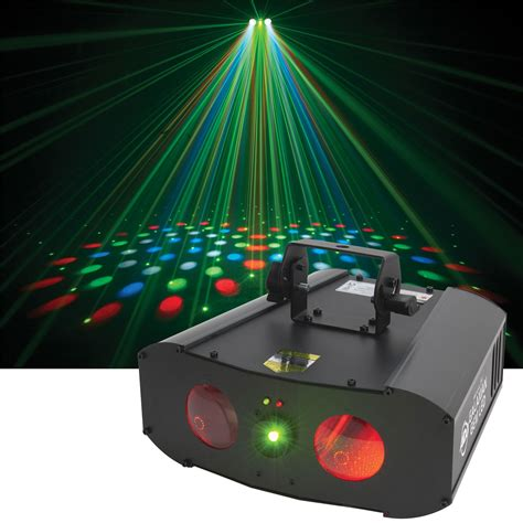 dj laser lights american dj galaxian gem led light laser effect pssl