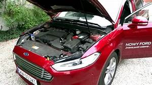 2015 Ford Mondeo Mk V 2 0 Tdci Duratorq 150hp Engine Noise