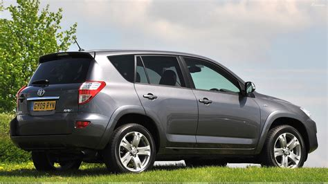 2009 Toyota Rav4 by 2009 Toyota Rav4 Iii Pictures Information And Specs