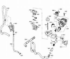 Bosch She3arf2uc  21 Dishwasher Parts