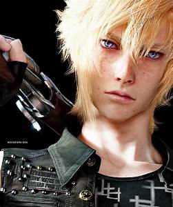 Prompto Argentum from Final Fantasy | Male characters ...