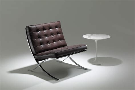 knoll barcelona chair new comfort door ludwig mies der