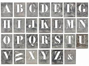 alphabet stencils alphabet and stencils on pinterest With wood sign letter templates