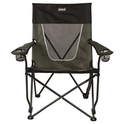 Coleman Chair Walmart by Coleman Ultimate Comfort Sling Chair Gray Walmart