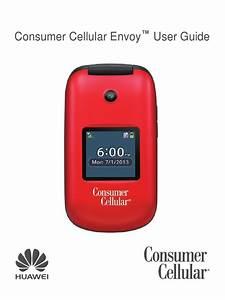 Consumer Cellular Envoy User Guide