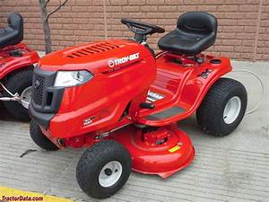 Troy Bilt Pony Deck