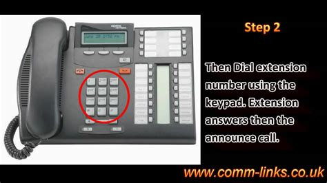 how to a phone how to transfer calls on my nortel t7316e telephone