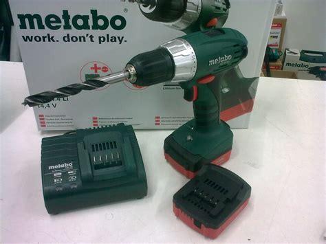 metabo akku bohrschrauber bs 14 4 li mobile werkstatt wie verkauft akku bohrschrauber handwerker und