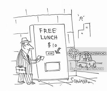 Lunch Misleading Cartoon Cartoons Cartoonstock Funny Comics
