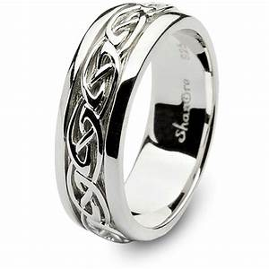 mens sterling silver celtic wedding ring sm sd11 With celtic mens wedding ring