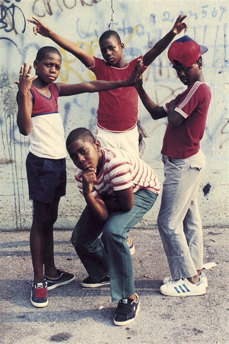 Jamel Shabazz Back in the Days