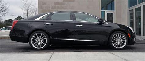 2019 Cadillac Xts Premium Gas Type Premium Luxury