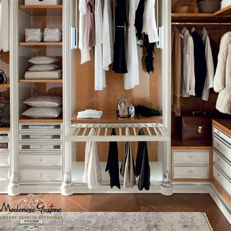 Walk In Closet Furniture by Bespoke And Accessorized Walk In Closet Bedroom