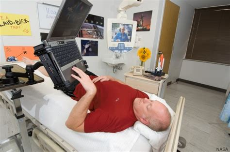 nasa bed rest study apply la nasa ti paga 18mila dollari per stare a letto e fumare