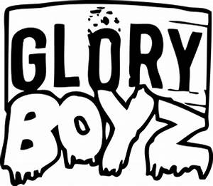 Glory Boyz: Stickers | Redbubble
