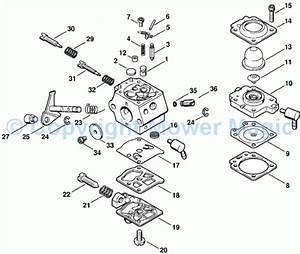 Stihl Fs 85 Parts Diagram