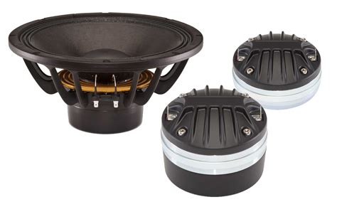 B&c Speakers Introduces New 88mm Coil Woofer And High