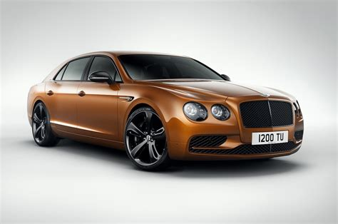 2017 Bentley Flying Spur W12 S Is First Bentley Sedan To