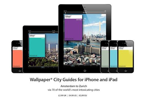 wallpaper city guides phaidon apps travel tips