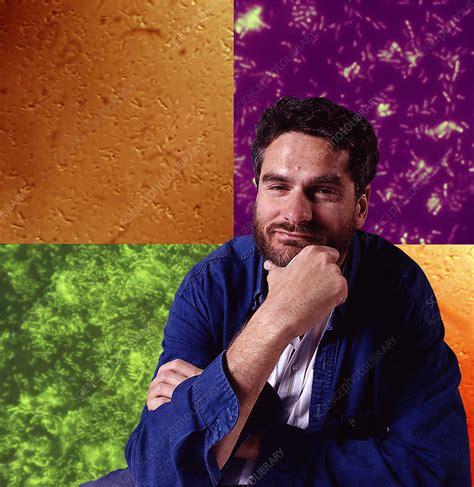 Biologist Dr Christopher McKay - Stock Image - H413/0213 ...