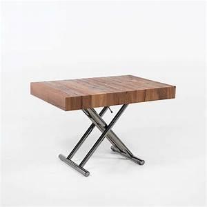 Table Extensible But : table relevable extensible pour petit espace en bois ulisse 4 ~ Teatrodelosmanantiales.com Idées de Décoration