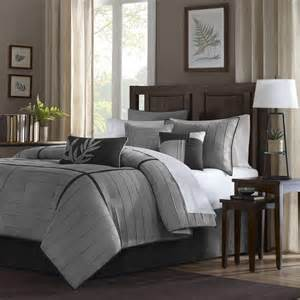 Sears Furniture Kitchen Tables Park Connell Comforter Set Color Grey Size Mp10 146
