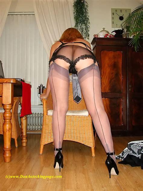 christina dutch stocking page hot pic