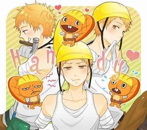 Handy - Happy Tree Friends - Zerochan Anime Image Board