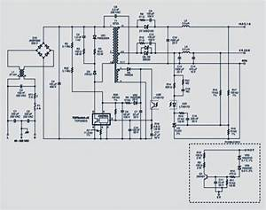 Smps Circuit For Lcd Monitors