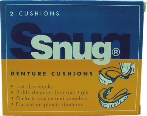 Buy Snug Denture Cushions (2) at Health Chemist Online