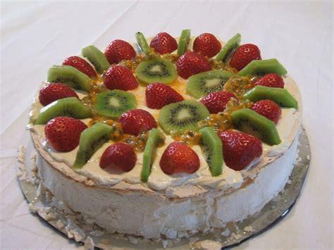 Pavlova (cake) Wikipedia