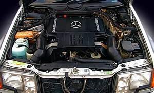 Write Ups  Information On W124 Engine Swaps