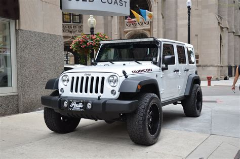 jeep wrangler unlimited rubicon stock gc charlie