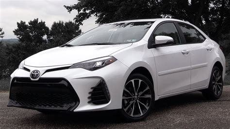 toyota corolla review youtube