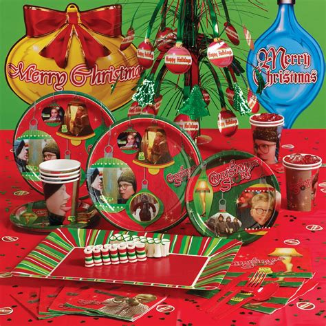 christmas story party supplies party ideas pinterest