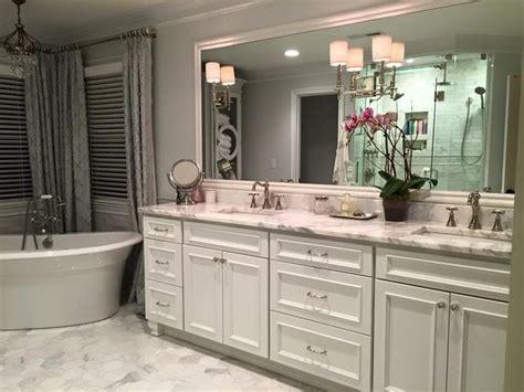 master bath vanity homecrest cabinetry tuscany maple