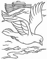 Flood Coloring Pages Getcolorings sketch template