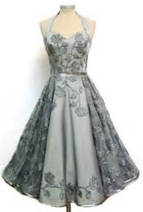 Old Fashion Vintage Clothing Dress