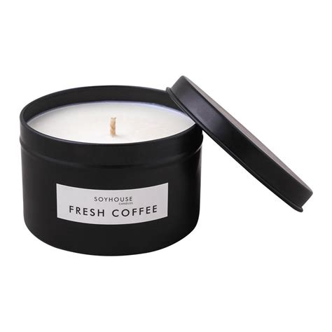 Hazelnut coffee, with aromas of toasted hazelnut, fresh coffee. Order Soyhouse Fresh Coffee Scented Candle Online at ...