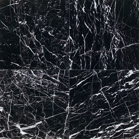 daltile collection china black polished 12
