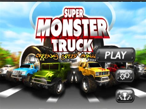 play monster truck racing games a super monster truck racing 3d free real multiplayer