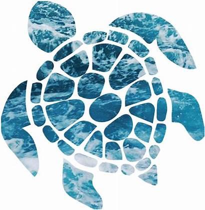 Stickers Ocean Sea Laptop Turtle Sticker Redbubble