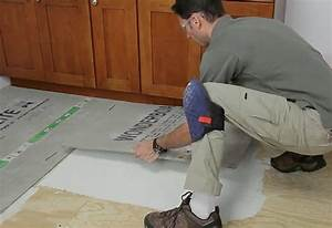 how to install a cement backerboard at the home depot With backer board floor installation