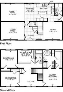 Floor Plans For Homes Two Story Ideas by Unique Simple 2 Story House Plans 6 Simple 2 Story Floor