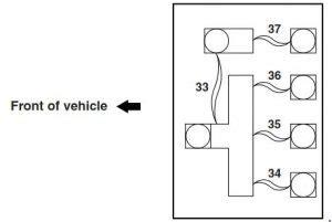 2007 Lancer Fuse Box by Mitsubishi Lancer 2007 2017 Fuse Box Diagram Auto