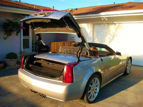 how to sell used cars 2007 cadillac xlr parental controls sell used 2007 cadillac xlr v supercharged 22 000 mi 0ne of only 410 california car in goleta