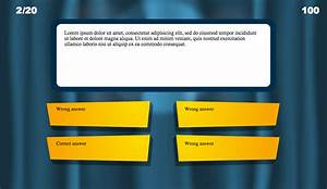 powerpoint trivia game template powerpoint template quiz With trivia game powerpoint template