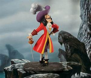Captain Hook Silver-Tongued Scoundrel
